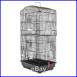 36 Bird Cage Large Tall Bird Parrot Cage Canary Parakeet Cockatiel Finch