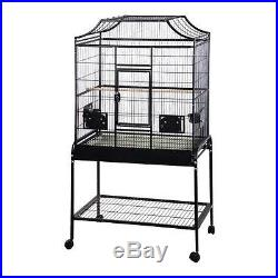 A&E Cage Co. Elegant Style Flight B. Parrot Large Finch Stand Free Shipping