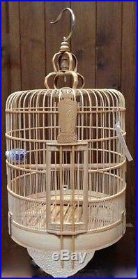 Bamboo Cage M/L