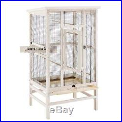Bella Casa Bird Aviary Removable Base Tray Height 2.5Cm With Plastic Coated