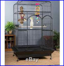 Bird Cage Large Empire Macaw House Pet Cockatoo Parrot Supply Birdhouse Cages
