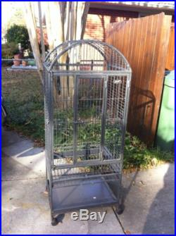 Bird Cage for Large Bird (Macaw)