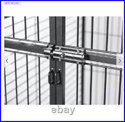 Empire Macaw Bird Cage Metal Black Parrot Prevue Pet Product Animal Homes Supply