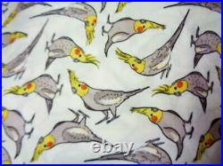 Extra LARGE Bird CAGE COCKATIELS COVER ONLY