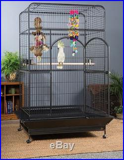 Maui Mansion™ Convertible Top Large Bird Cage