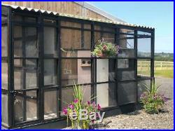 FREE CARRIAGE Bird Aviary Mesh 2 metres Wide ClearMesh Stainless Steel