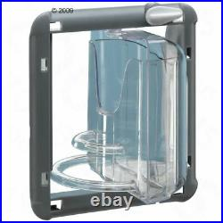Ferplast Piano 6 Small Bird Budgie Finch Cage With Perch For Canaries