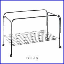 Ferplast Planeta Bird Large Aviary for Canaries & Finches Stand on Wheels