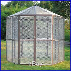 Huge Heavy Duty Parrot Macaw Flight Play top Cage Walk-in Bird Aviary Cage New