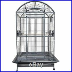 King's Cages 9004030 Parrot Dome Top Bird Cage Toy Toys Macaws Cockatoo Macaw