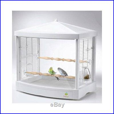 Kings Cages Treetop Acrylic Cage bird toy toys cockatiel conures african grey