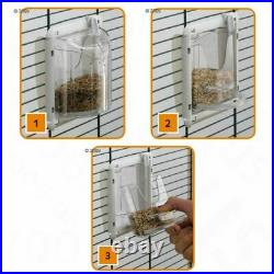 LARGE 87cm Bird Cage Aviary Canaries, Budgerigars Parrots and Small Exotic Birds