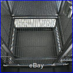 Large Bird 61 Cage Play Top Parrot Finch Cage Pet Supplies Removable Part