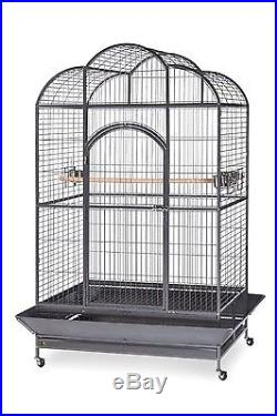 Large Bird Cage Parrot Budgie Cockatiel Finch Parakeet Cockatoo Canary Perch Pet