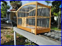 Large bird cage seed catcher