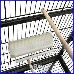 NEW In/Outdoor Flight Aviaries Canary Parakeet Cockatiel With Metal Roof 258