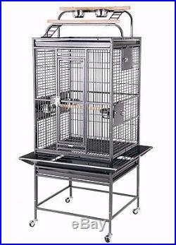 PARROT CAGES Play Top24x22 Bird Cage