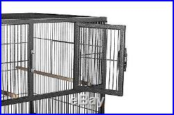 Prevue Hendryx Hampton Deluxe Divided Breeder Cage System