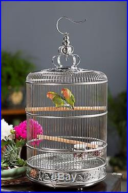 Prevue Hendryx Pet Empress 30 Bird Cage with Removable Tray