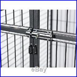 Prevue Pet Products Empire Extra Large Bird Cage Black Hammertone