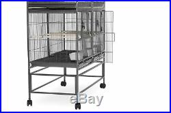 Prevue Pet Products Hampton Deluxe Divided Breeder Cage System with Stand 1/2