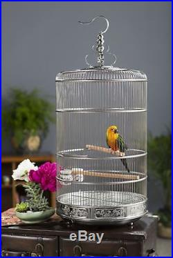 Prevue Pet Products Prevue Pet Products Stainless Steel Bird Cage Dynasty