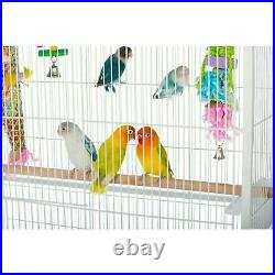 Prevue Pet Products Wrought Iron Flight Cage And Stand
