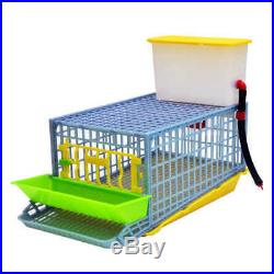 Quail Cage Mini Bird Chicken Poultry Transport Box Quality