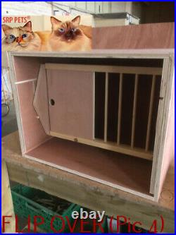 SRP PETS Nest Box Deluxe Model FAST & FREE UK DELIVERY