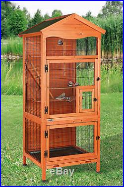Trixie Pet Products Aviary Free Standing Bird Cage
