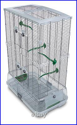 Vision by Hagen Double Vision Bird Cage with Small Wire